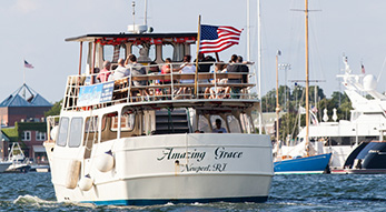 Amazing Grace Harbor Tours