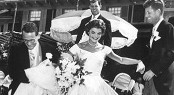 RETURN TO CAMELOT: JACKIE & JFK'S NEWPORT WEDDING